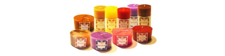 Velas arom ticas velas artesanas velas naturales - Velas de larga duracion ...