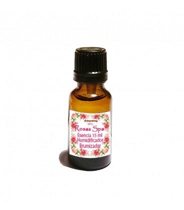 Esencia Spa para humidificador y brumizador 15 ml