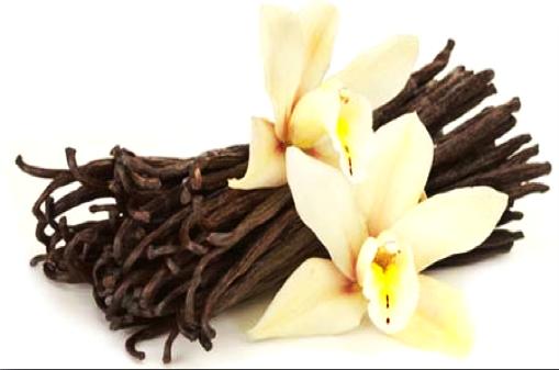 beneficios del aroma de la vainilla