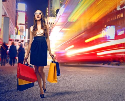 Chica joven comprando amaretta home blog - Amarettahome opiniones ...