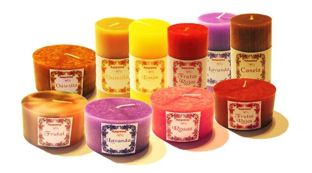 utilidades practicas velas aromticas