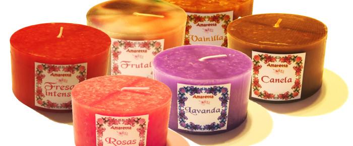 Velas arom ticas amaretta home blog - Etiquetas para velas ...